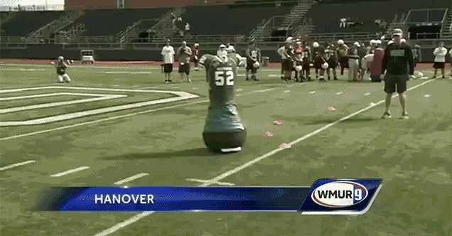 Watching Robots Get Tackled Is So Very Satisfying