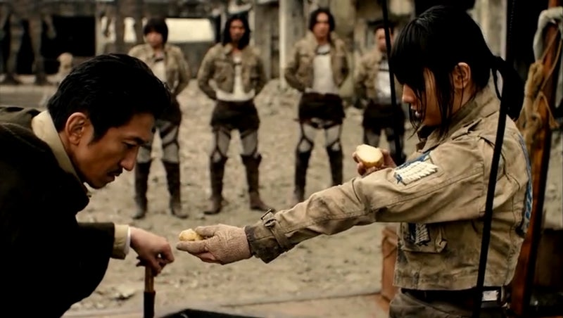 There's a Live-Action Attack on Titan TV Miniseries. It Sucks.