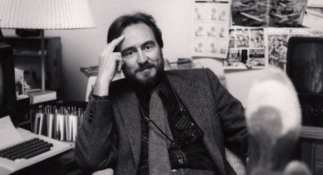 My Nightmares Are Gonna Miss You, Wes Craven