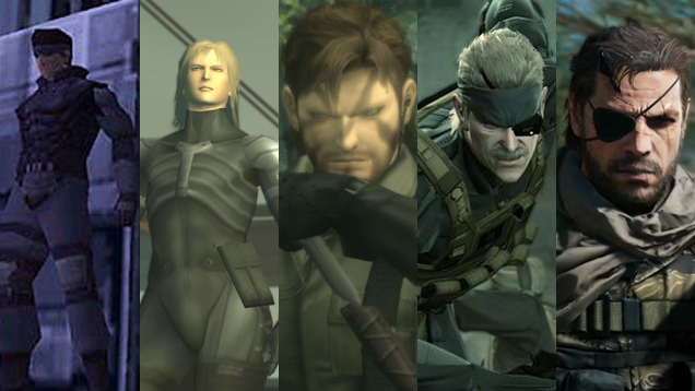 Metal Gear Solid Is One Of The Most Fascinating Science Fiction Stories in Any Medium