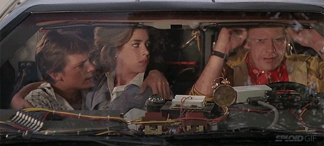 Back to the Future summarized in 1.21 minutes is still gigawatts of fun