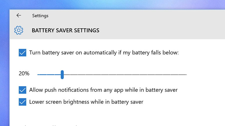 How to Maximise Battery Life on Windows 10