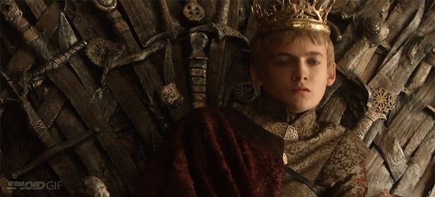 Hilarious video does the impossible and turns Joffrey into the hero of Game of Thrones