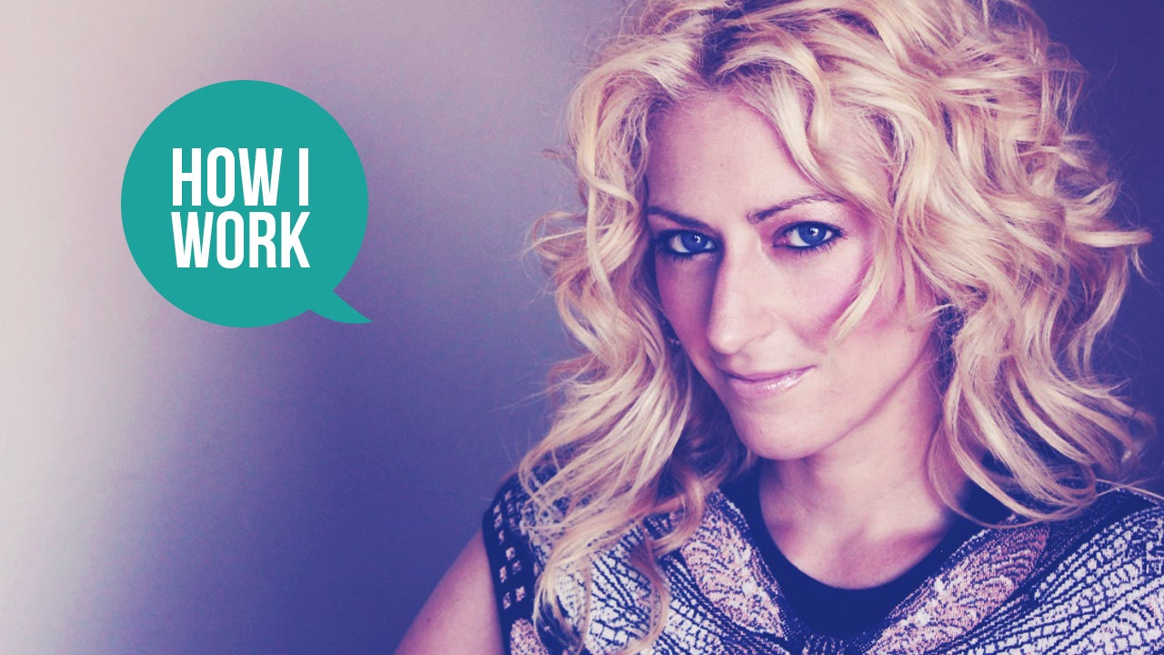I'm Jane McGonigal, Game Designer and Author, and This Is How I Work