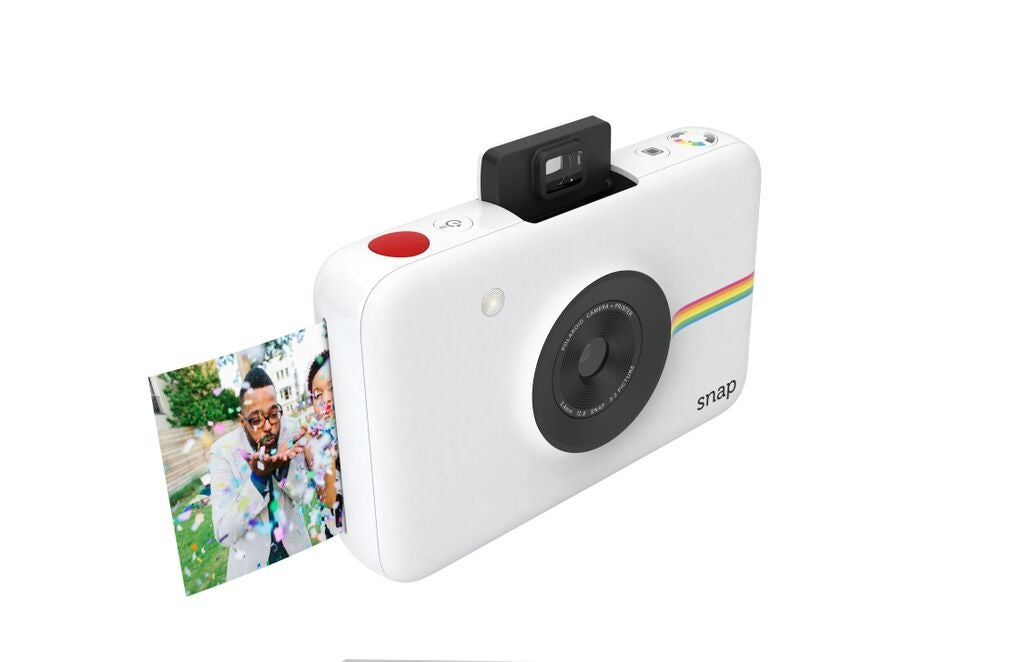The Snap Is A Polaroid-Branded Camera That Prints Out Real ...