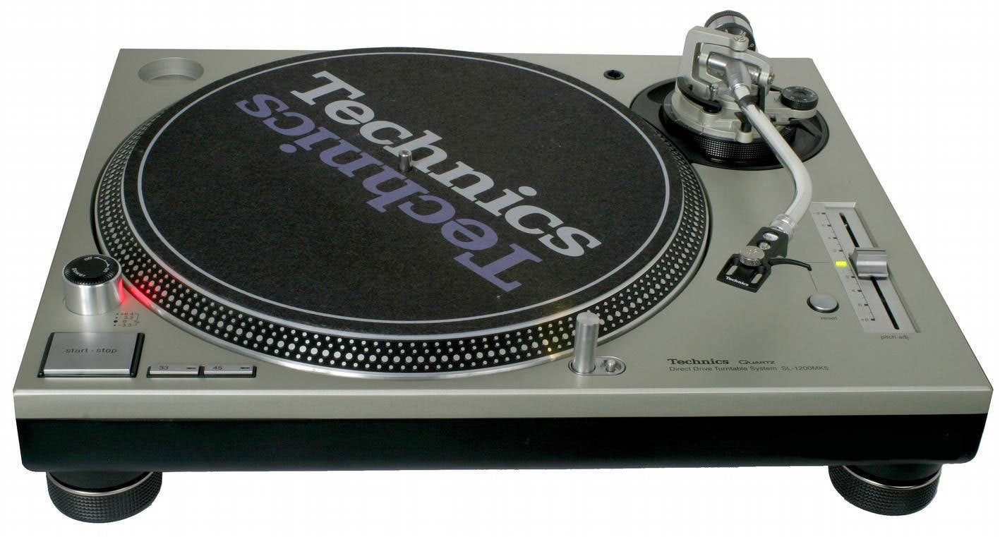 Technics Will Release a New Turntable In 2016 and We Can't Wait