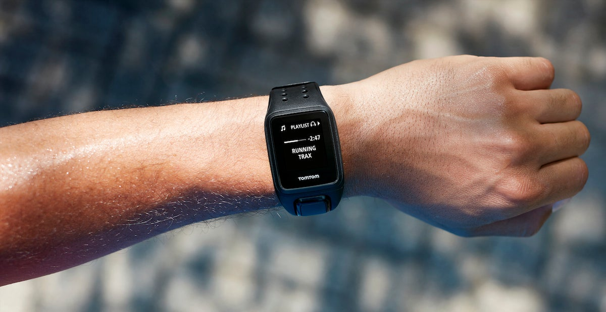 TomTom Is Bringing Tunes to Its Newest Fitness Watches