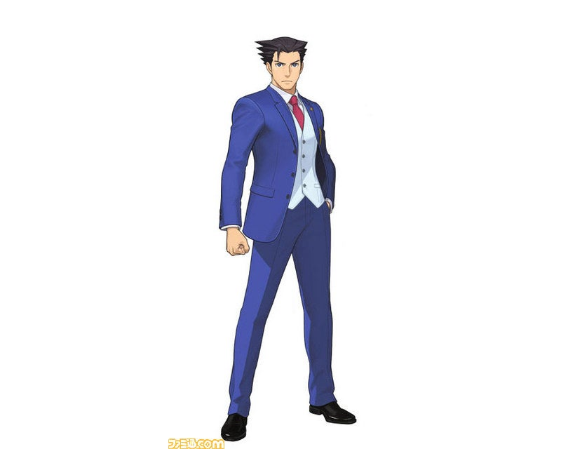 Ace Attorney 6 Sounds Rather Unusual
