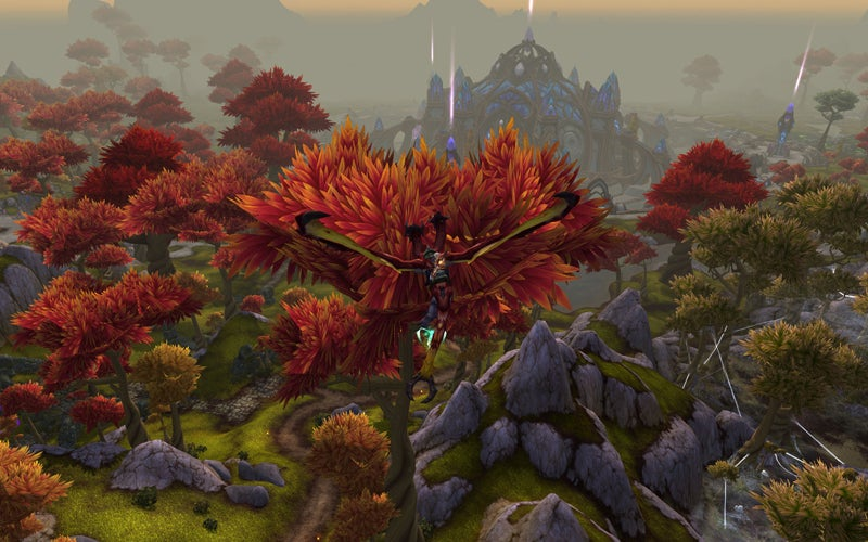 World of Warcraft Players Can Finally Use Flying Mounts In Draenor