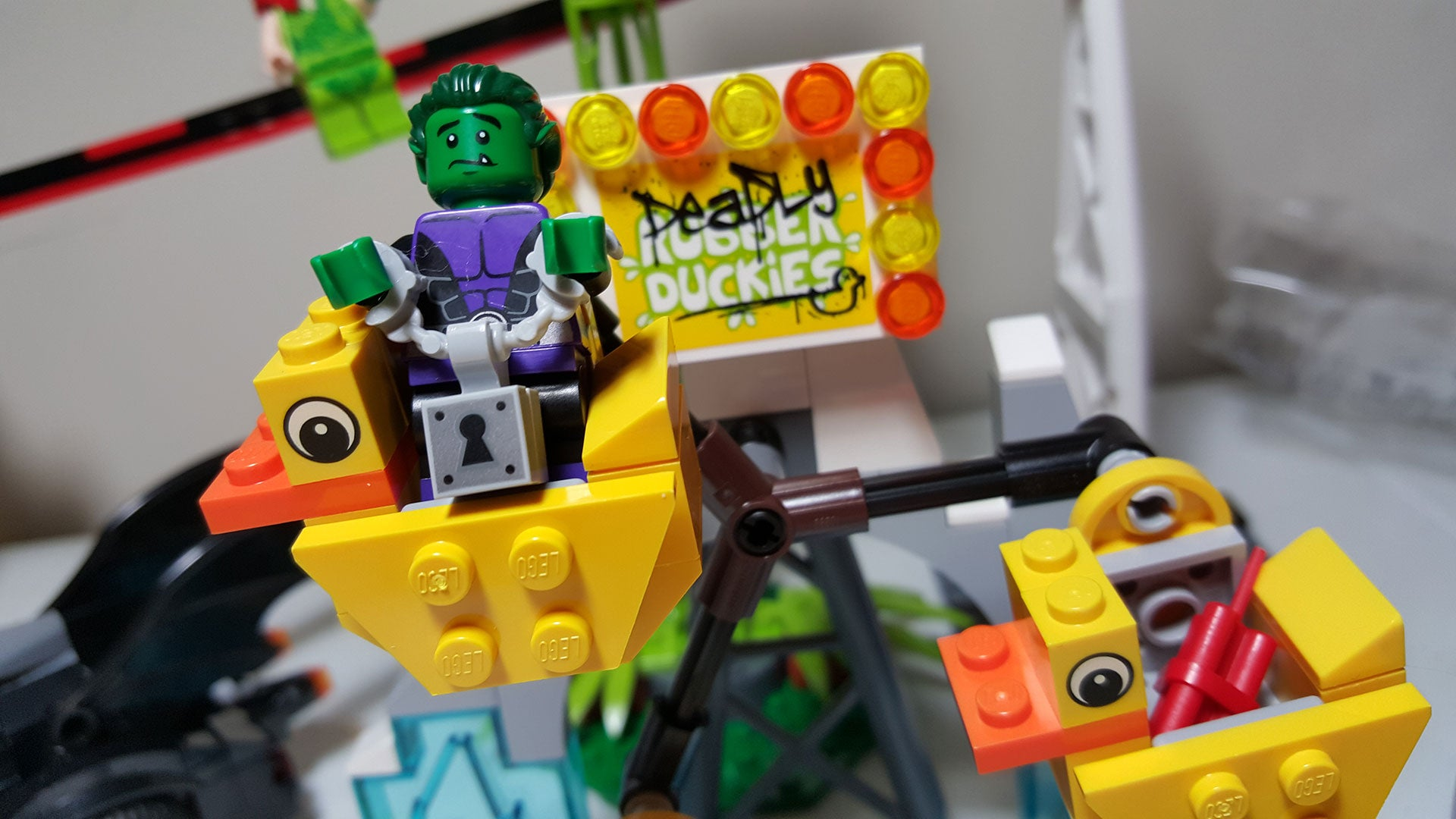 LEGO Jokerland Is The Coolest DC Comics Set Yet