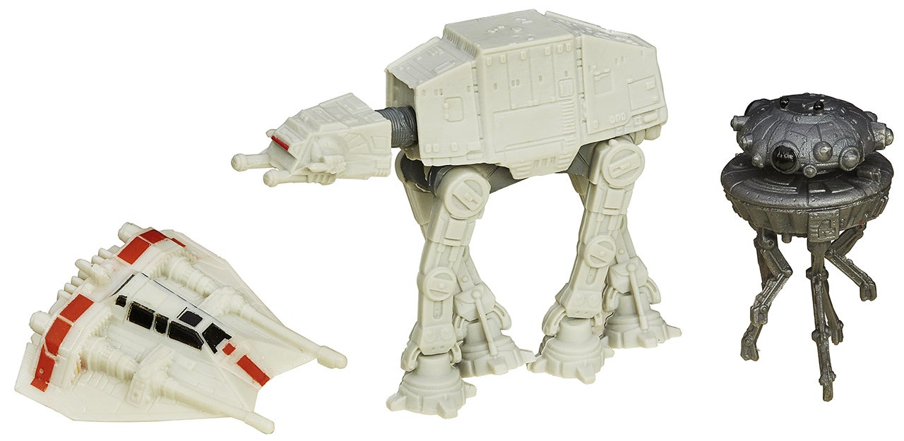 The Return of Star Wars Also Heralds the Return of Micro Machines