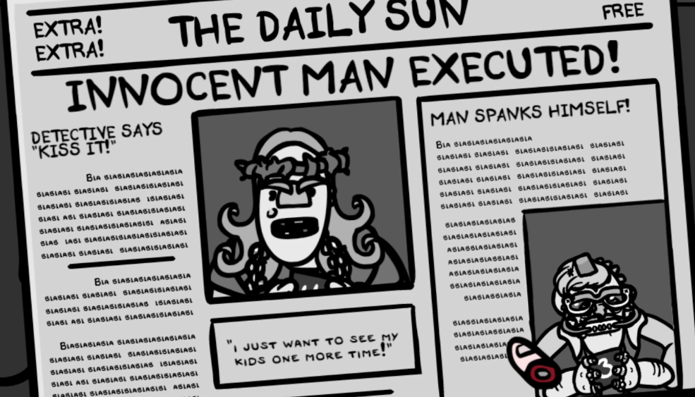 Binding of Isaac Designer's New Game Is Both Uncomfortable And Funny
