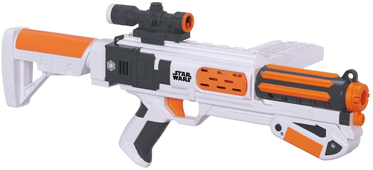 the nerf version of chewbacca 39 s bowcaster works like a real crossbow gizmodo australia. Black Bedroom Furniture Sets. Home Design Ideas