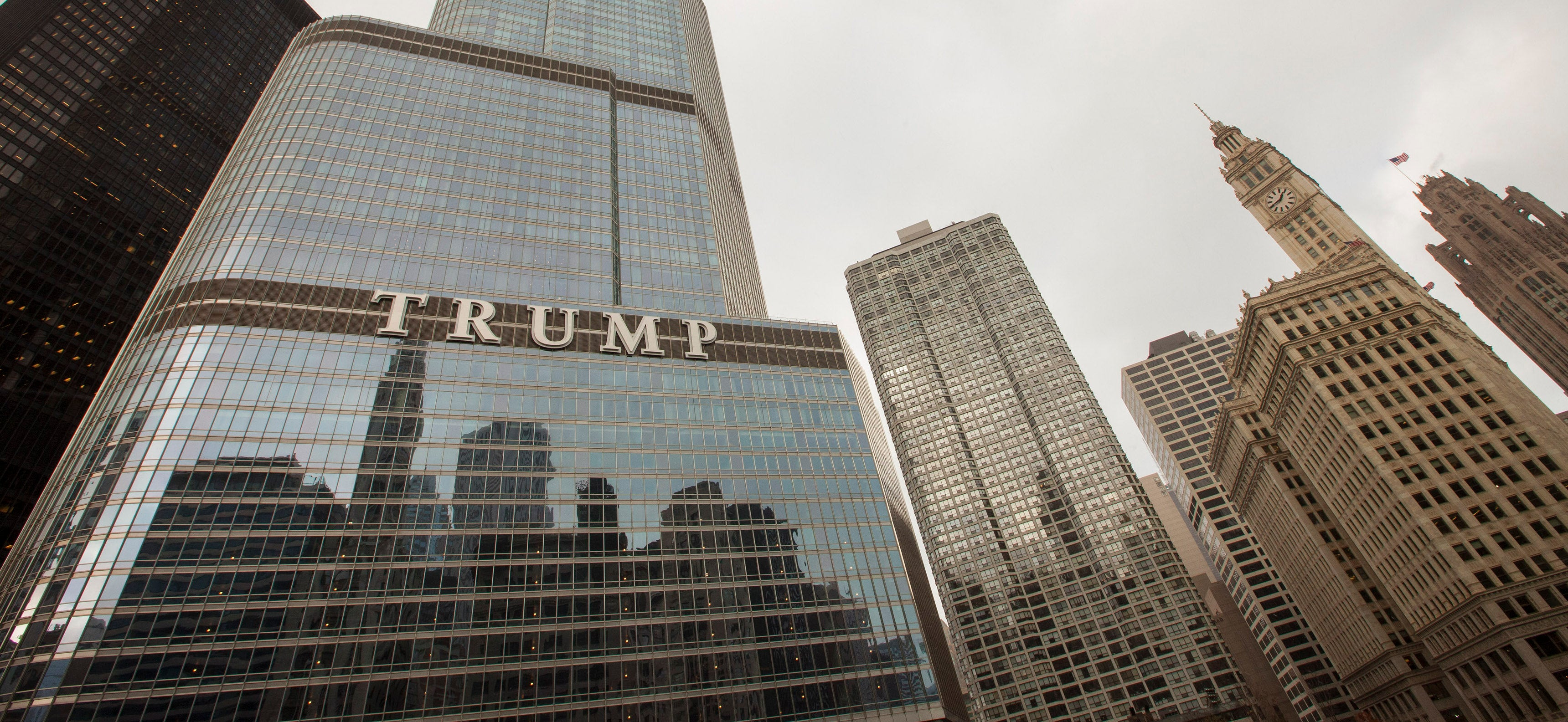 An Architectural Tour of Trump's Towers