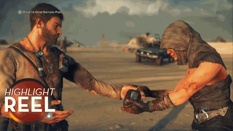 The Mad Max Wasteland Is Cruel Indeed