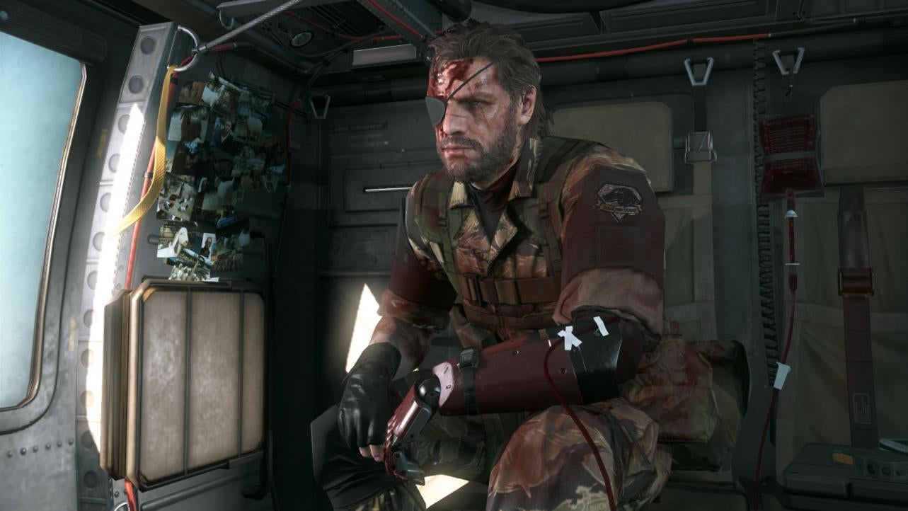 5 Hilarious Metal Gear Solid V Helicopter Songs