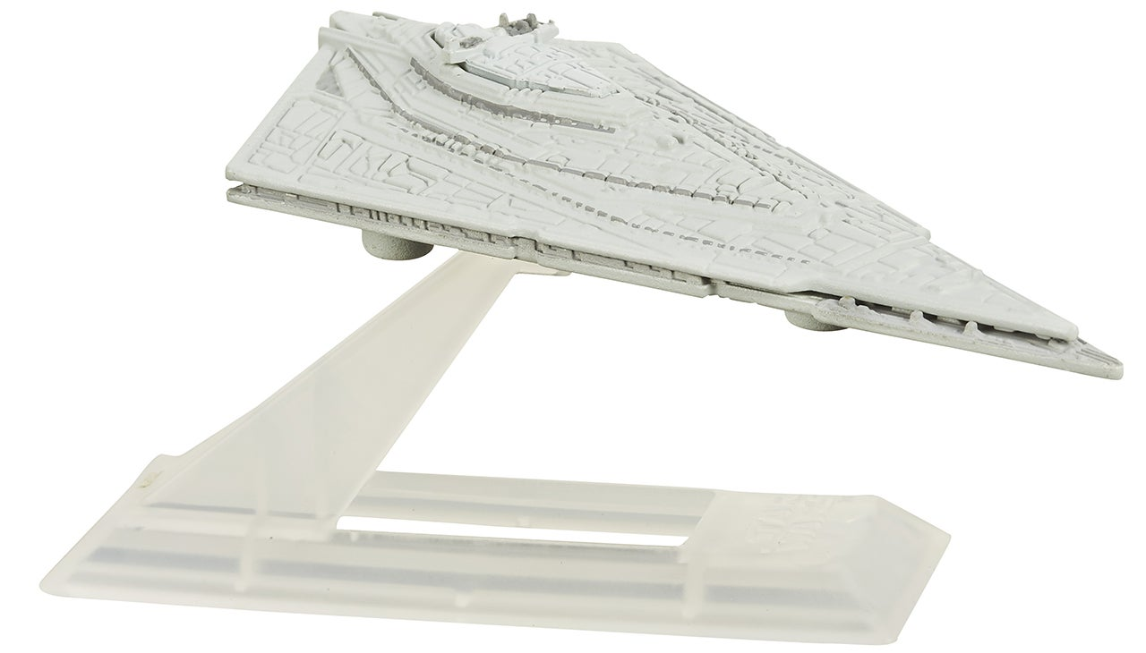 Clear Your Toy Shelves and Make Room For a New Fleet Of Star Wars Vehicles