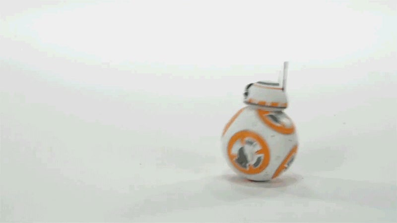 Hasbro's Remote Control BB-8 Doesn't Need a Smartphone or Tablet