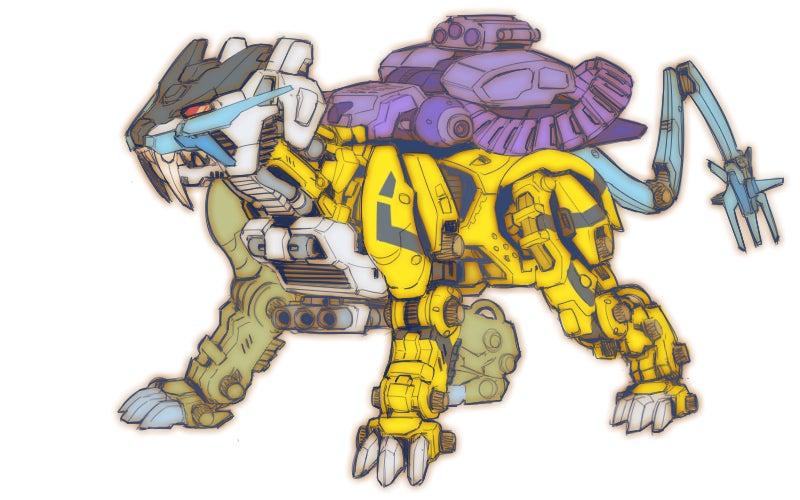 Pokémon Look Really Cool As Giant Mechs