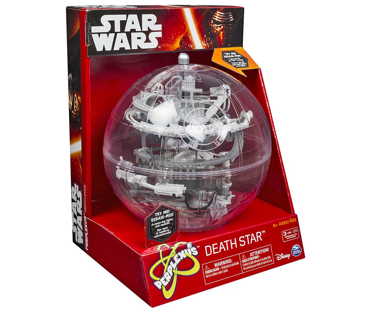 The Real Death Star Was Far Less Complicated Than This Perplexus Maze