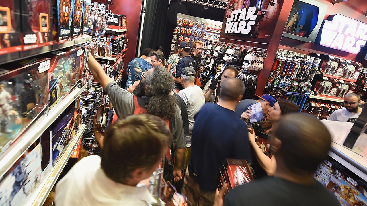 The Best Star Wars Loot From Force Friday