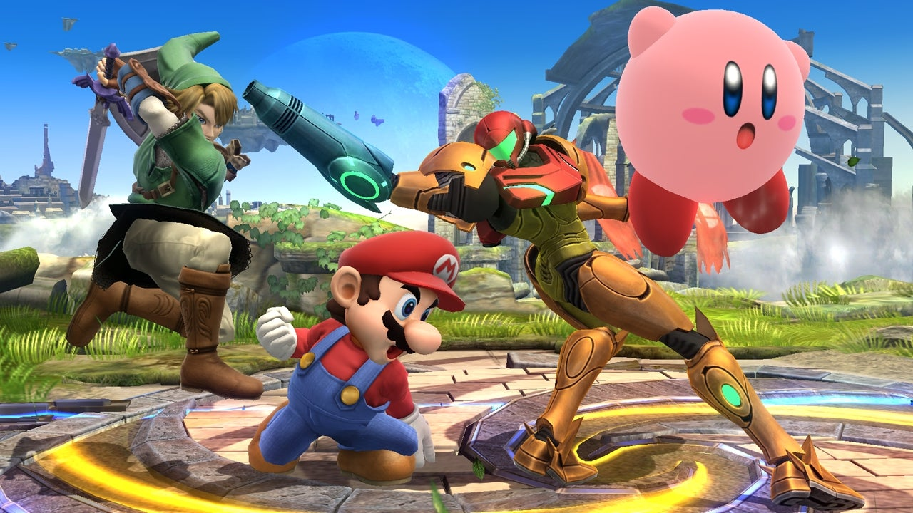 The Most Powerful Hit In Smash Bros. Requires Four People
