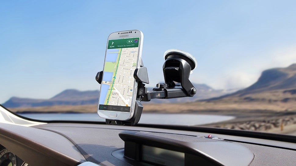 Five Best Car Smartphone Mounts