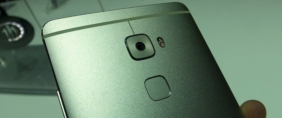 Huawei Mate S Hands-On: Force Touch is Great, But With One Big Problem