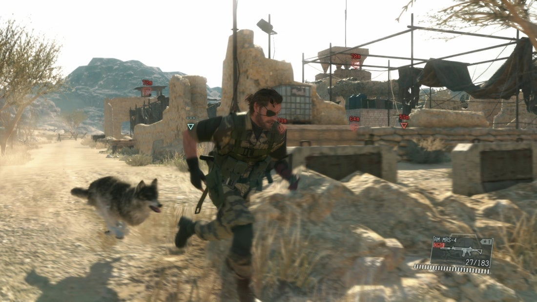 The Phantom Pain PC Benchmarks Are Relatively Painless