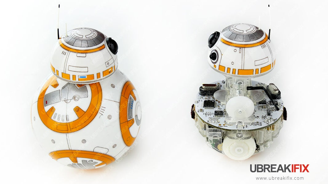 Someone Hacked Open Sphero's BB-8 To See How It Works Inside