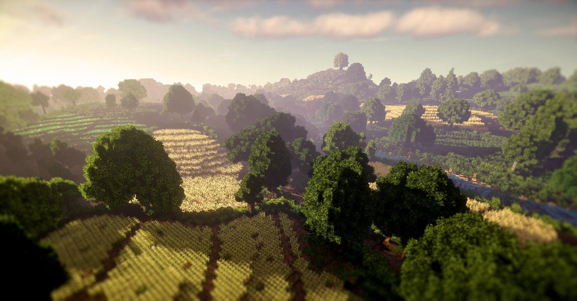 Hobbiton, Via Minecraft, Is Just Beautiful
