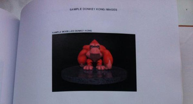 Early Donkey Kong Country Art Shows 'Realistic' Enemies and Animal Pals
