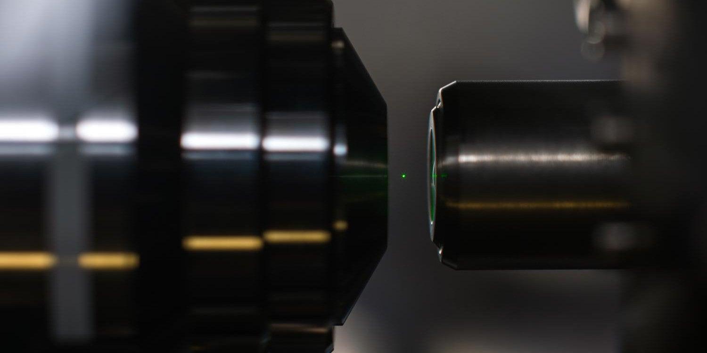 Scientists Can Levitate Nanodiamonds In A Vacuum Using Laser Light