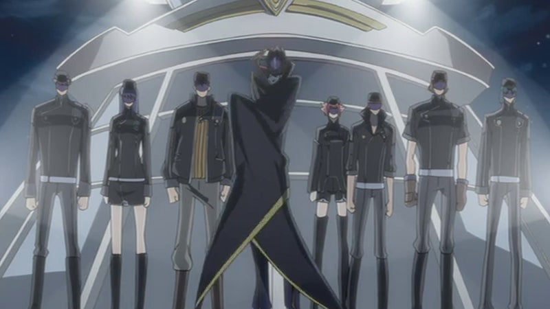Code Geass is a Complex Morality Play With Mecha and Super Powers