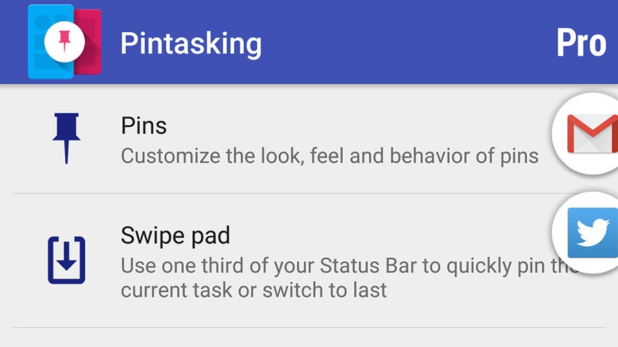 Pintasking Gives Your Android Device a Shortcut Taskbar