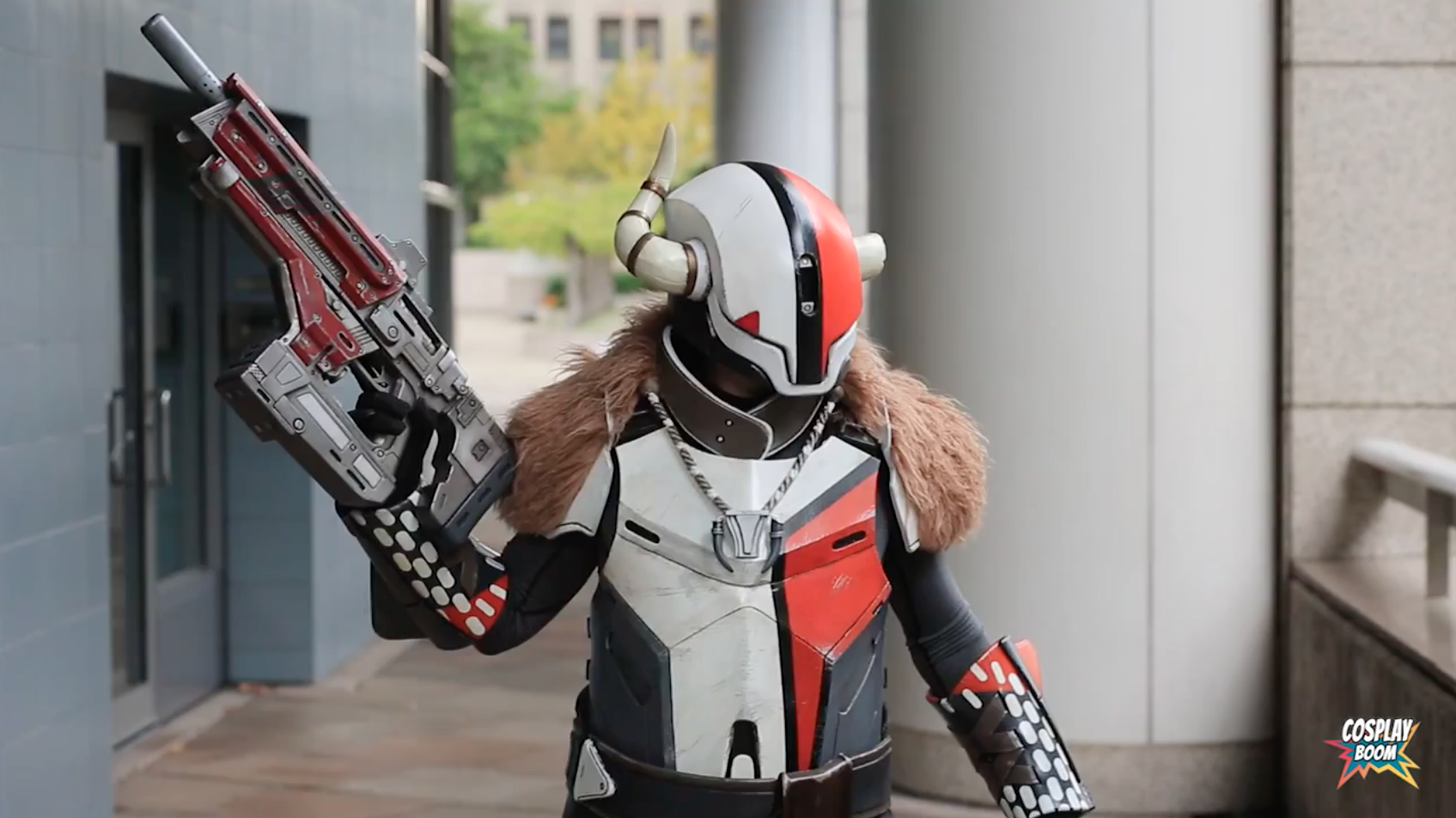 Lord Shaxx Is Ready to Judge Some Destiny Cosplay