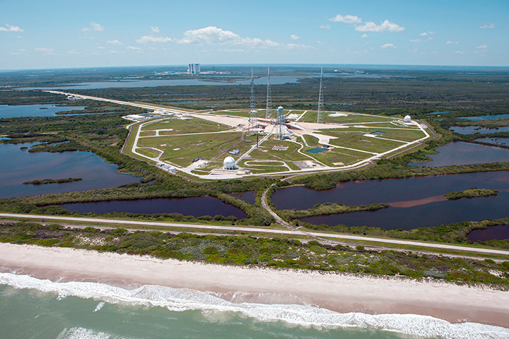Even Spaceflight Will Be Impacted By Sea Level Rise