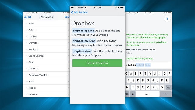 Input for iOS Is a One-Stop App for Creating Tasks, Messages, Notes, and More