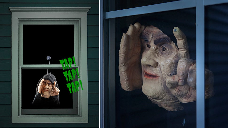 Terrify Your Neighbours With This Window Tapping Peeping Tom Prank