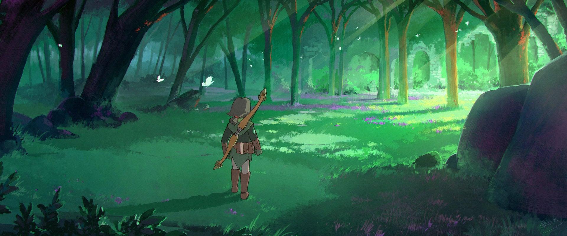 The Witcher 3 x Ni No Kuni = ❤❤❤