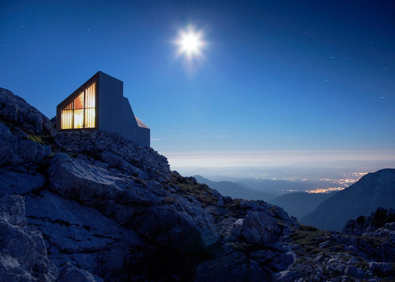 Finally, a Mountain Hut That Looks OK
