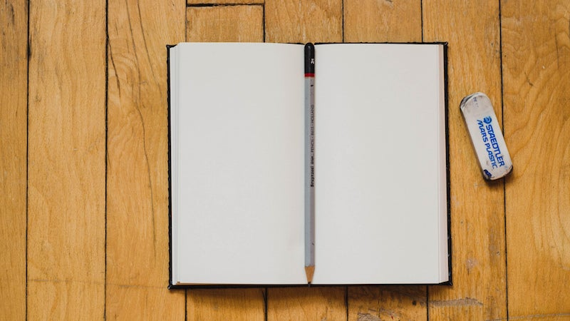 Don't Brainstorm With A Blank Slate