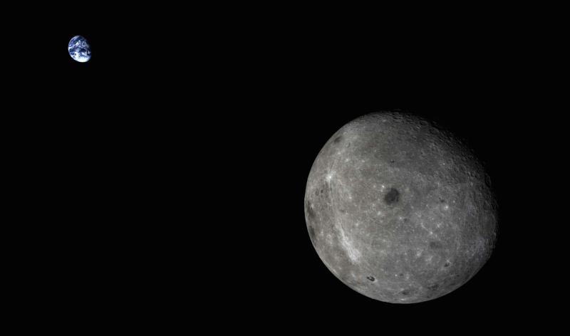 China Could Be The First Country To Land On The Moon's Far Side