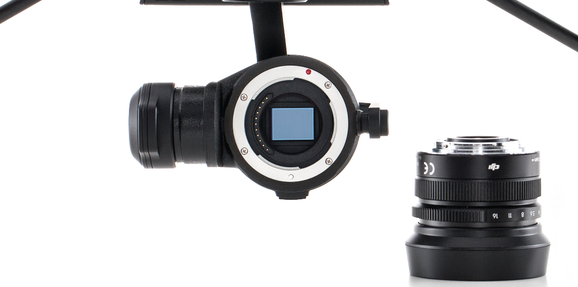 DJI's Got A Fancy New Interchangeable-Lens Camera For ...