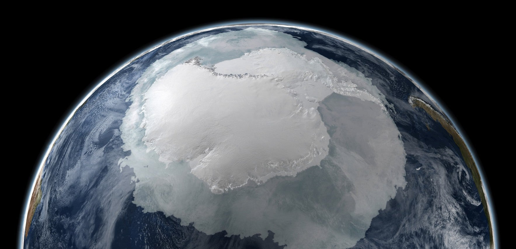 If We Burned All of Our Fossil Fuels, We'd Melt Antarctica