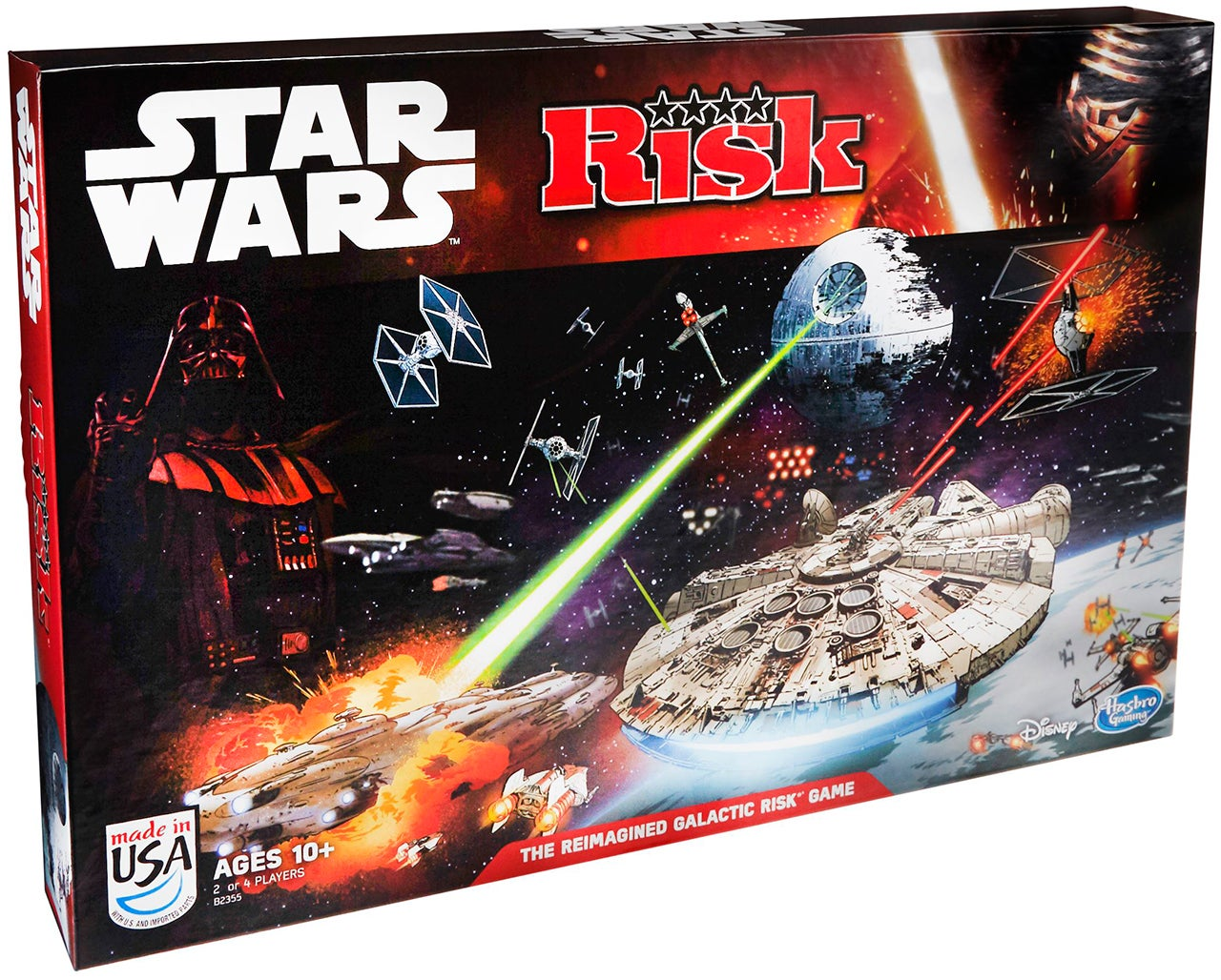 Risk: Star Wars Edition Lets You Conquer an Entire Galaxy, Not Just Earth