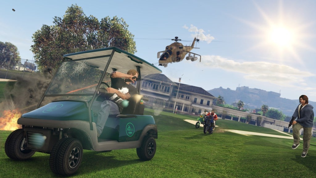 Looking Back at How GTA Online Has Changed, Nearly Two Years On