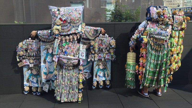 Anime Geek Fashion Reaches Critical Mass