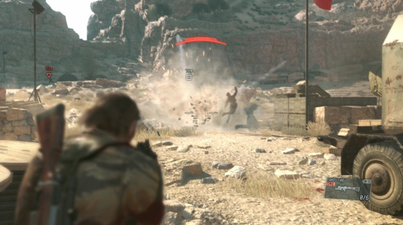 Metal Gear Solid V Glitch Lets Players Make Silenced Rocket Launchers