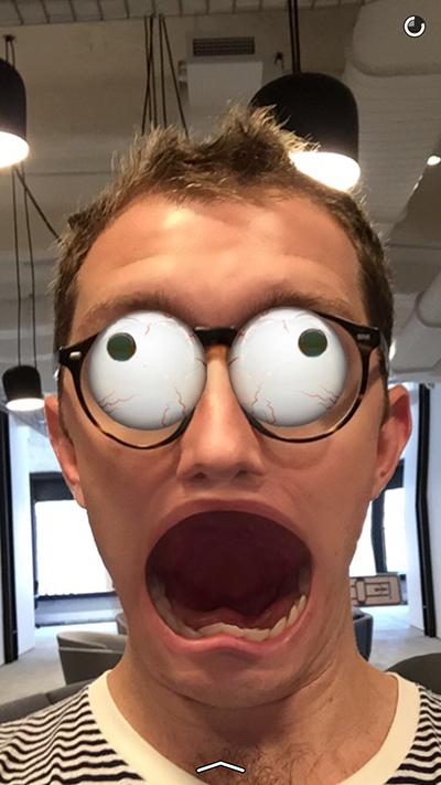 Snapchat's New Lenses Feature Is Utterly Horrifying